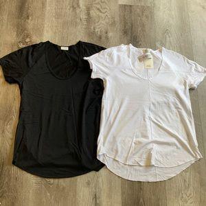 Aritzia Tandis Tshirt Bundle